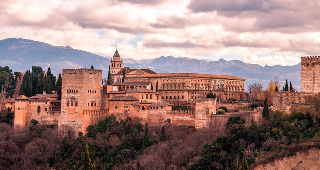 La Alhambra di Granada