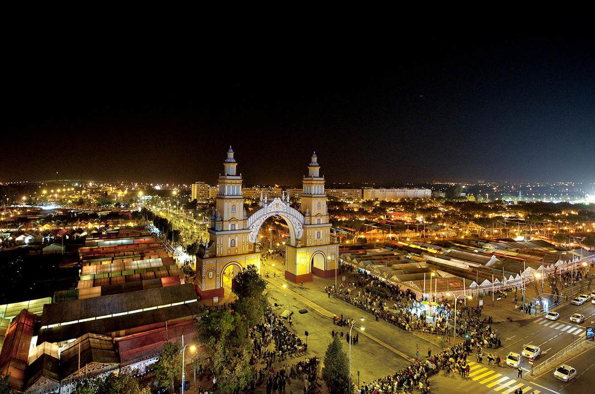 Feria de Abril, Siviglia