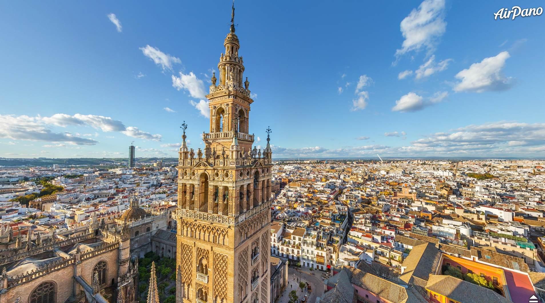 La Giralda di Siviglia