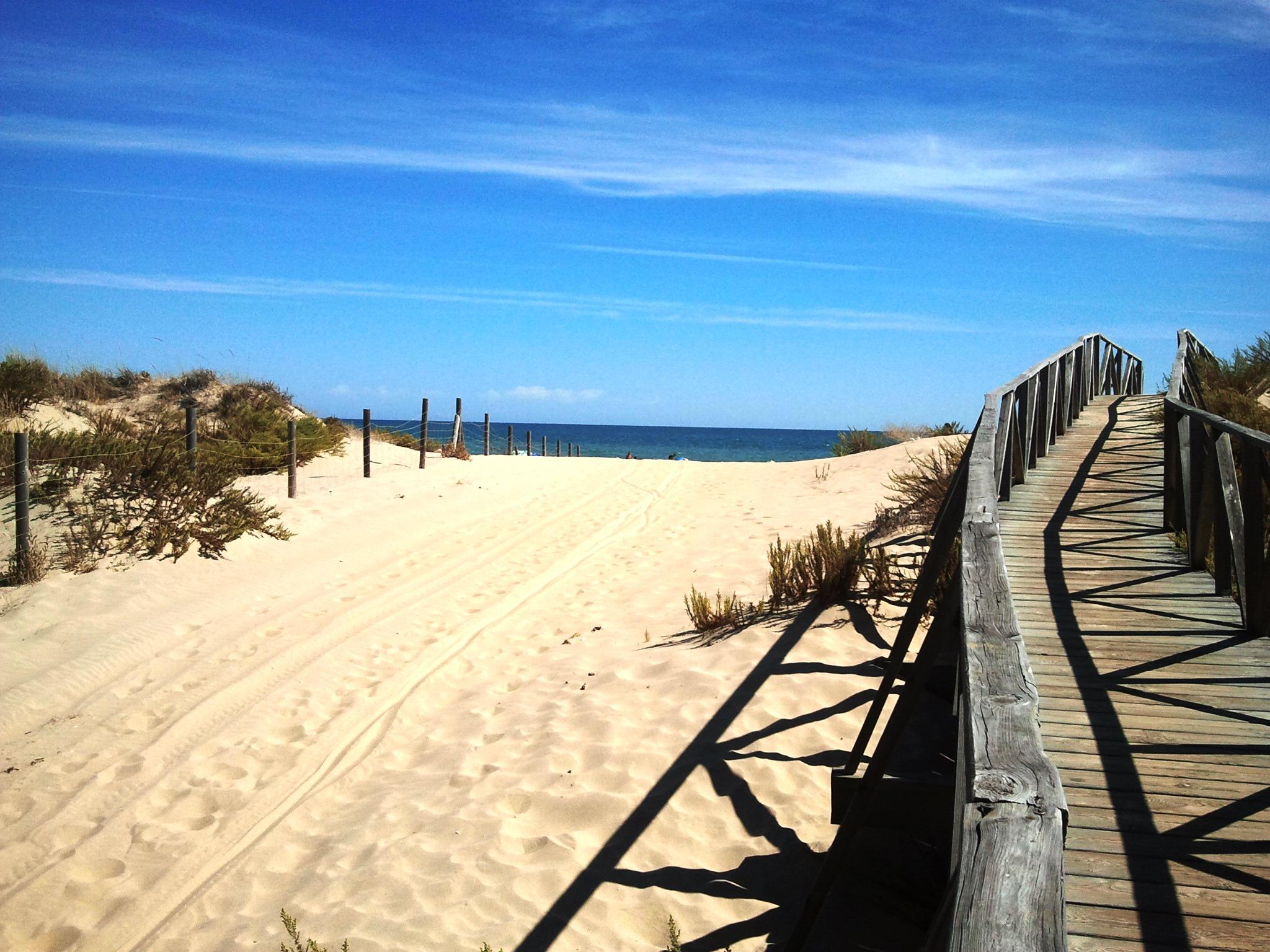 Spiaggia Islantilla