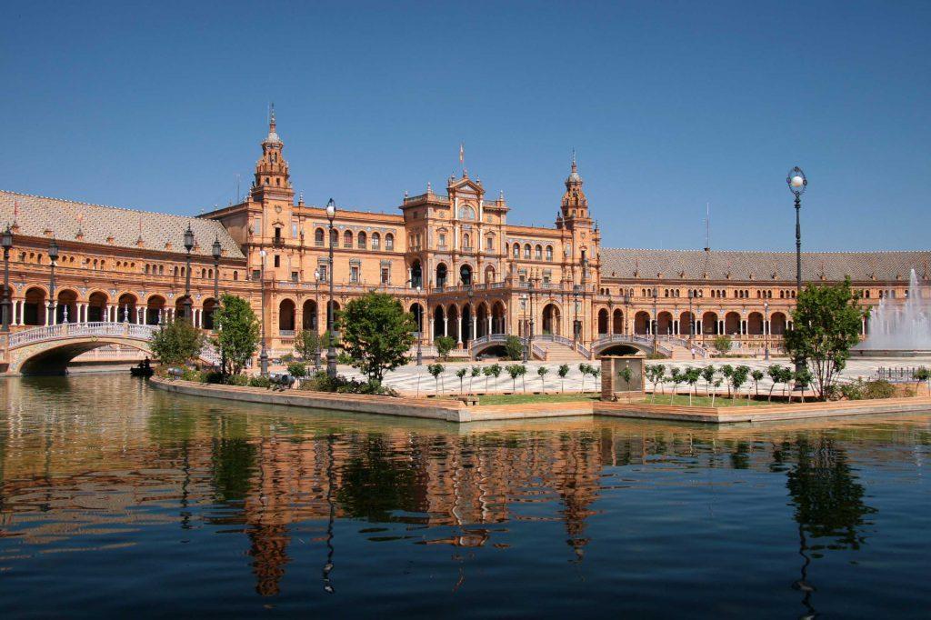 Laghetto piazza di Spagna