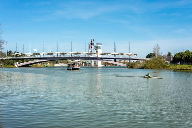 Ponte del Cachorro Siviglia