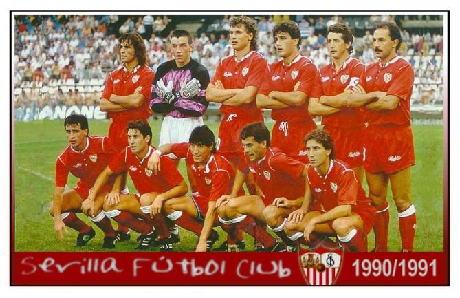 Siviglia Calcio 1990-1991