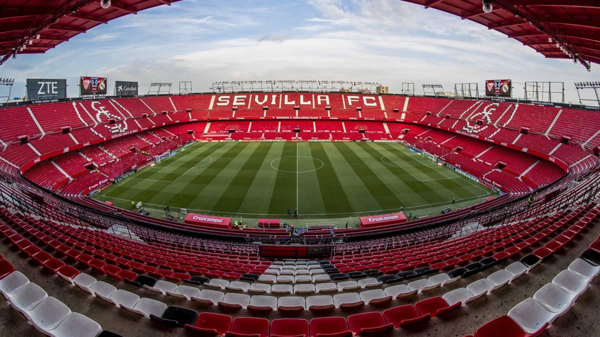 Stadio Siviglia Calcio