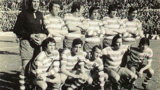 Foto storica Granada calcio