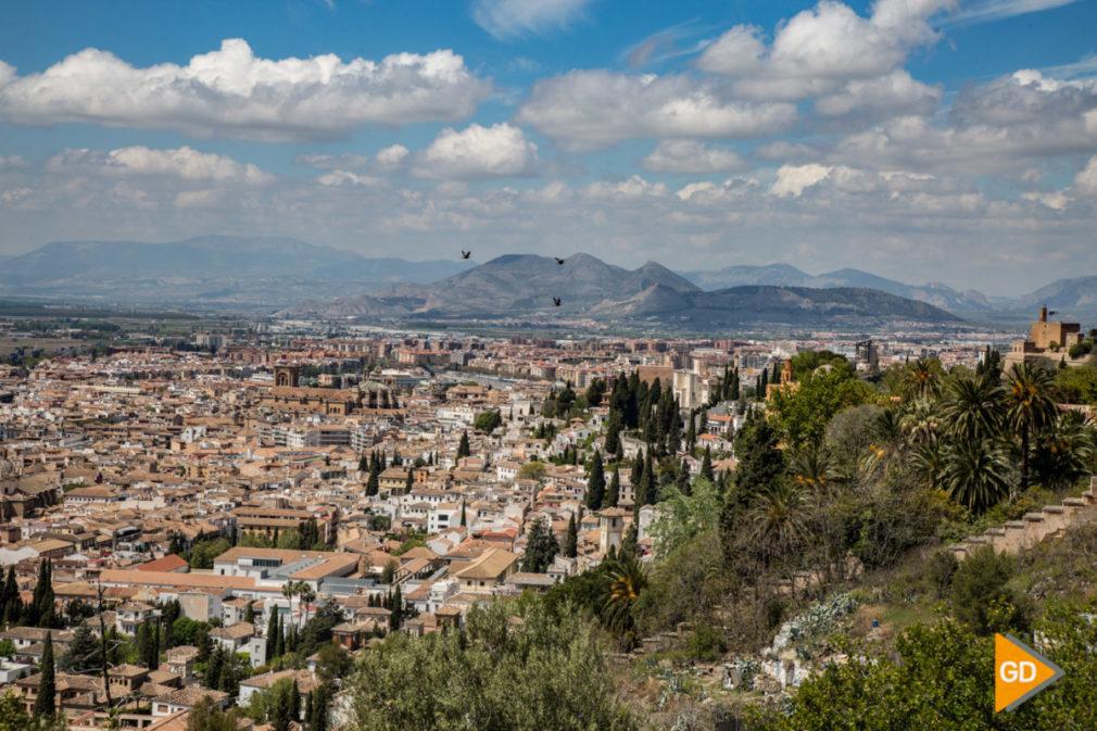 Il meteo a Granada