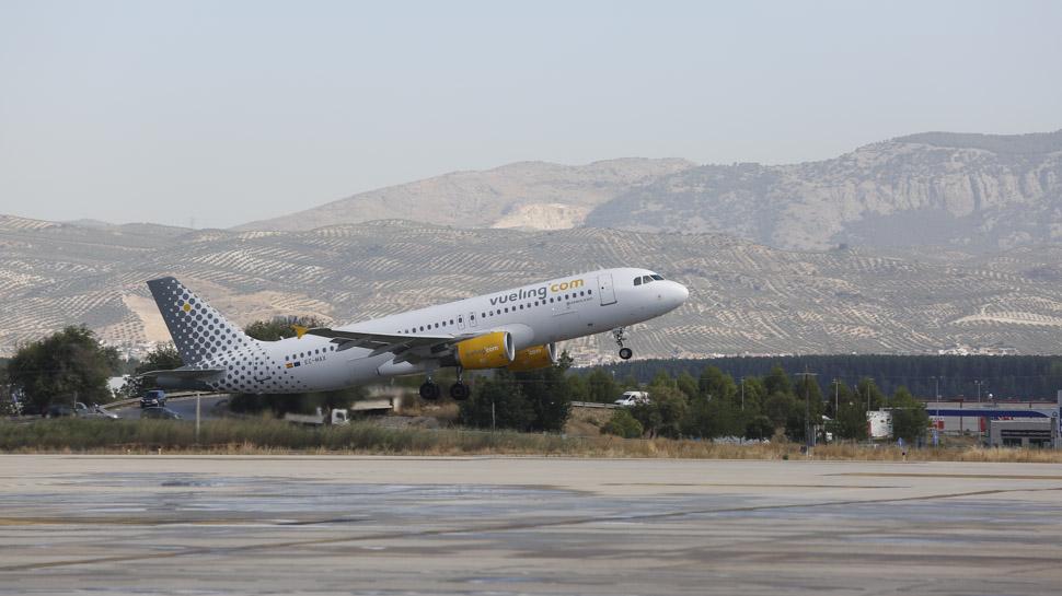 Aeroporto Federico García Lorca Granada-Jaén