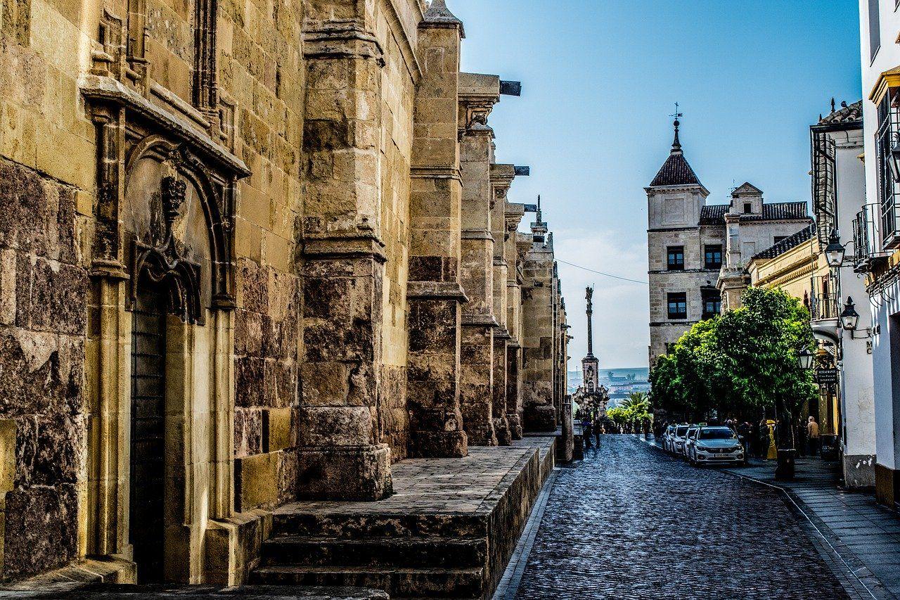 Cordoba, Spagna piano sulla città