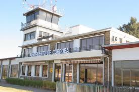Aeroporto Cordoba in primo piano