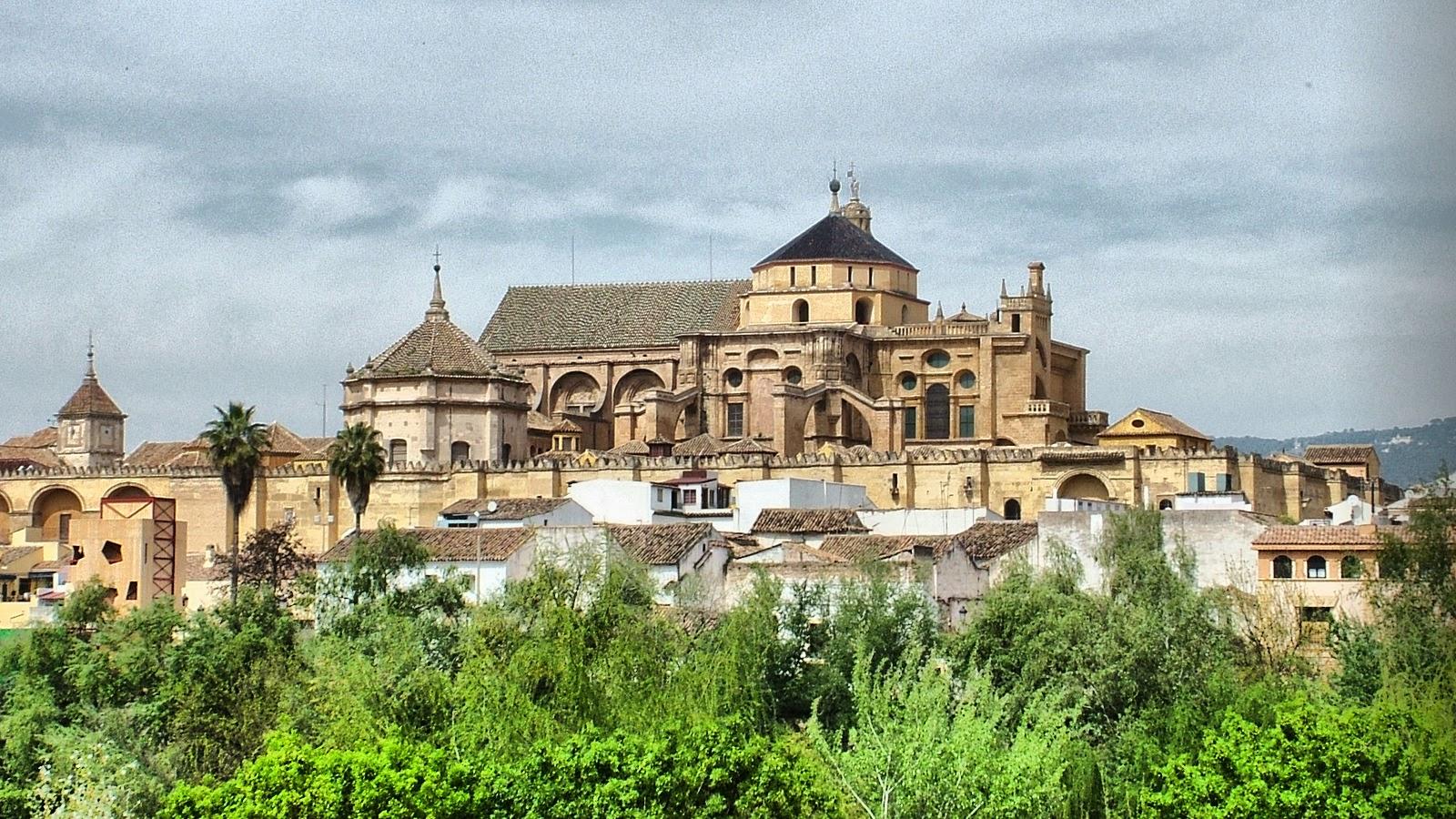 La maestuosa Moschea di Cordoba