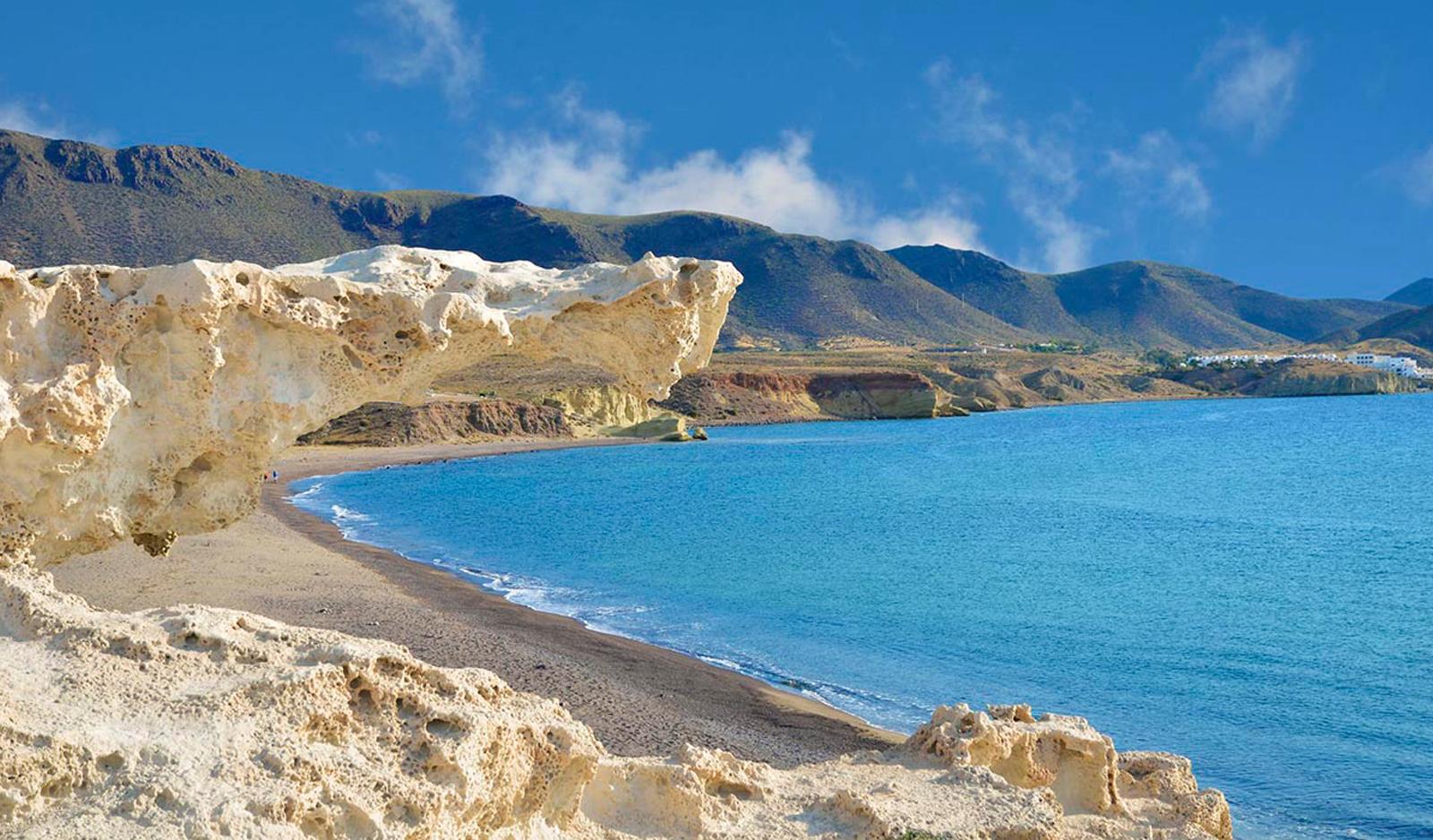 Spiaggia di Los Escullos (Níjar)