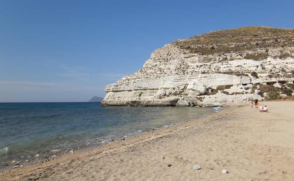 Spiaggia di Agua Amarga (Níjar)