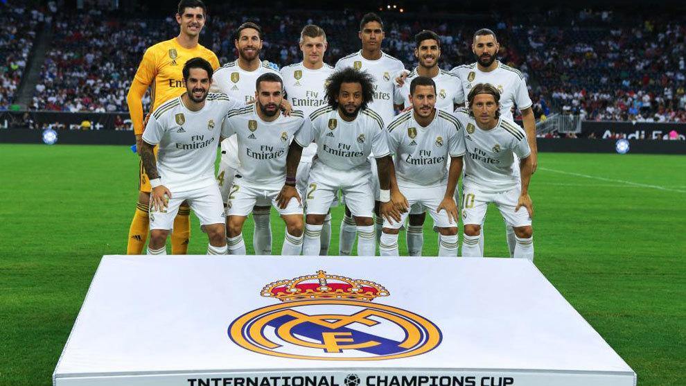 Real Madrid 2020-2021