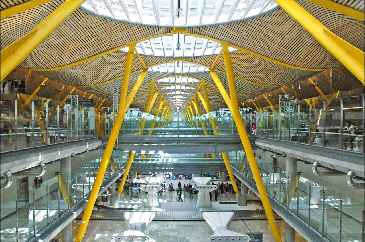 Aeroporto Madrid-Barajas