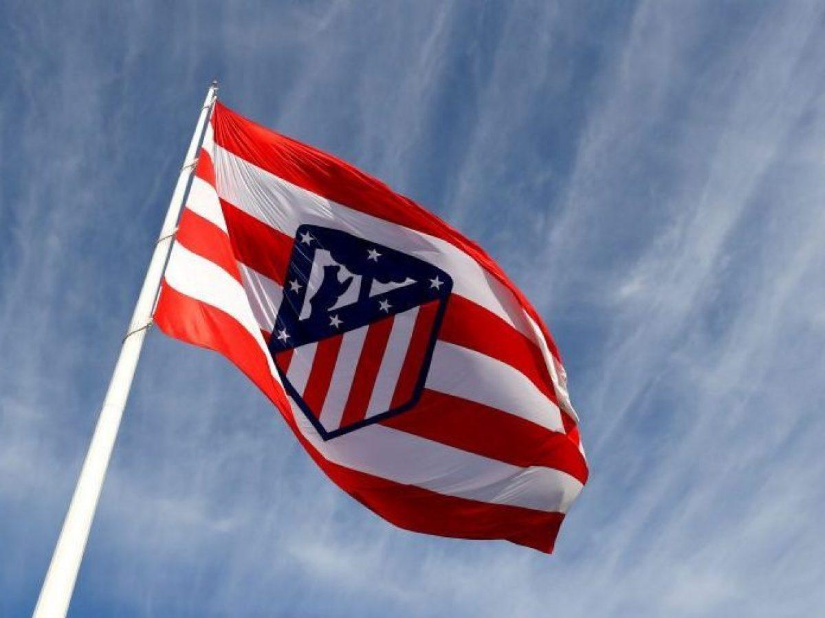 Bandiera dell'Atletico di Madrid