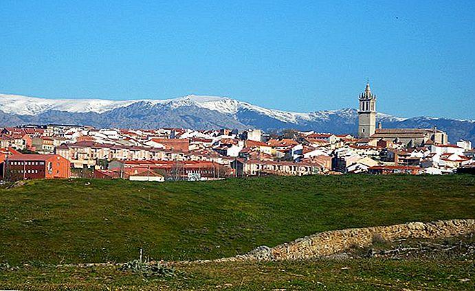 Montagne Madrid