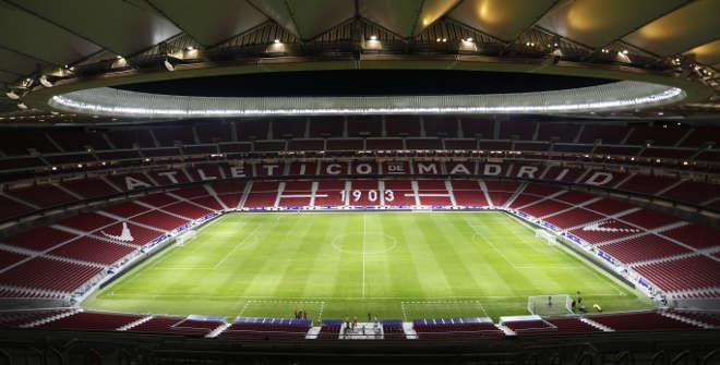 Stadio dell'Atletico de Madrid