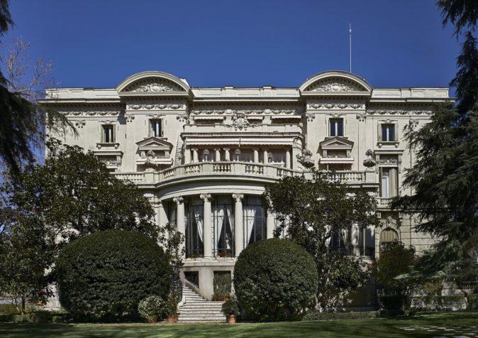 Ambasciata italiana Madrid